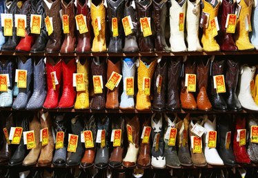 How to Care for Lucchese Cowboy Boots