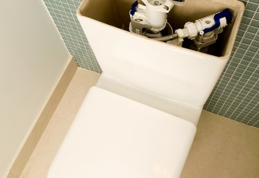 A Toilet Cistern: How It Works