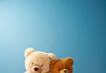 Teddy Bear Picnic Preschool Crafts