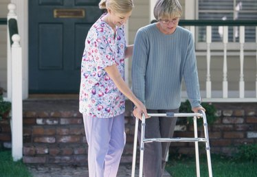 Types of Walkers for Elderly