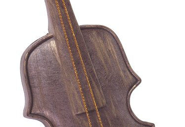 How to Make a Violin for Children