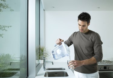 How to Clean a Brita Water Purifier