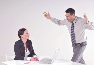 What Is Verbal Abuse in the Workplace?