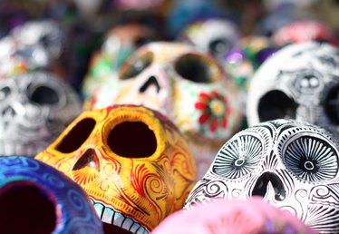 What Countries Celebrate Day of the Dead?