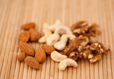 The Best Nuts for Omega-3