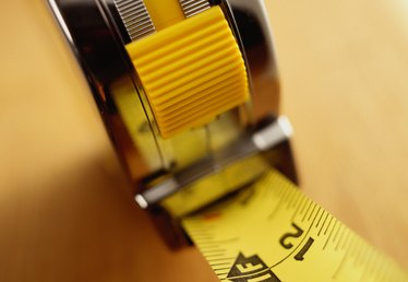 How to Make Slap Bracelets From a Tape Measure