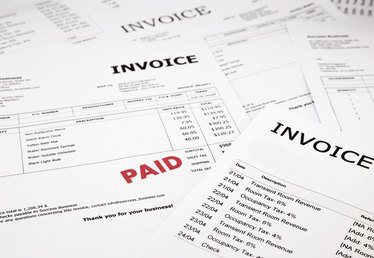 What Is an Invoice Title?