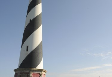 Cape Hatteras Lighthouse Facts