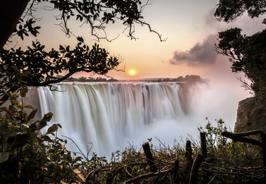 Facts About Victoria Falls