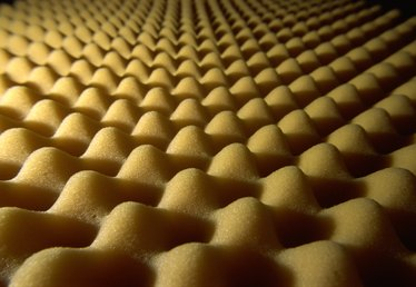 How to Make Sound Absorbing Foam Out of Household Items