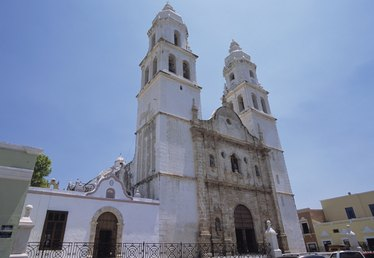 Places of Interest in Campeche, Mexico