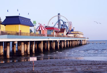 The Best Beaches in Galveston, Texas