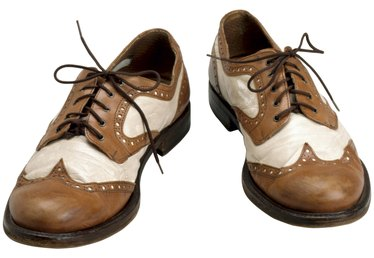 The Origins of Wingtip Shoes