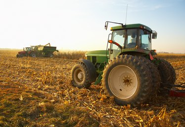 Facts About the John Deere Tractor