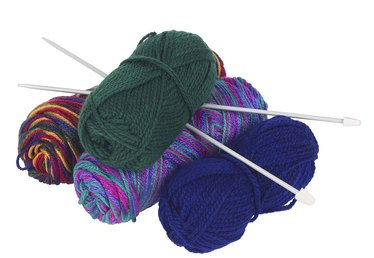 How to Substitute Worsted Weight Yarn for Bulky Yarn