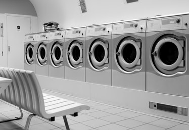 Salary for an Owner of a Laundromat