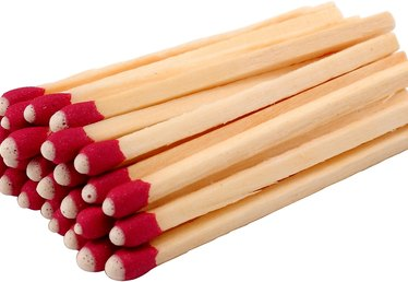 Things to Make Out of Matchsticks
