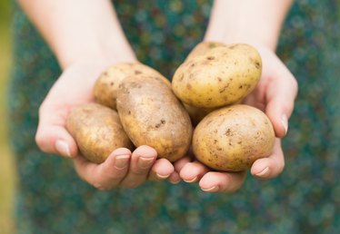 Are Potatoes Carbs?