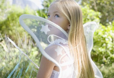 How to Build Tinkerbell Wings
