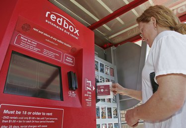 How to Redeem a Free Redbox Movie