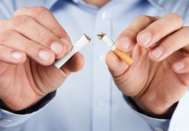 Effects of Quitting Smoking on the Body