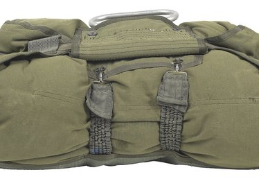 How to Pack an Army Duffel Bag