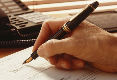 A Letter of Intent to Purchase a Business