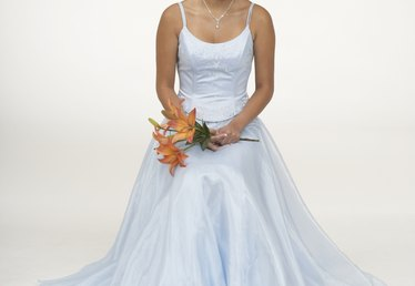 How to Make a Simple Ball Gown Skirt