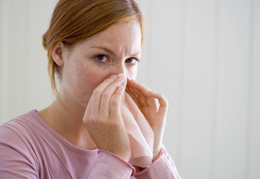 What Causes a Runny Nose When You Cry?