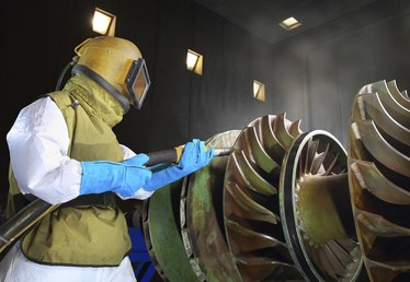 How to Start a Sandblasting Business