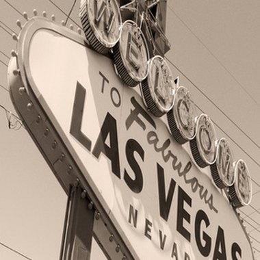 Many affordable hotel options can be found on the Las Vegas Strip.