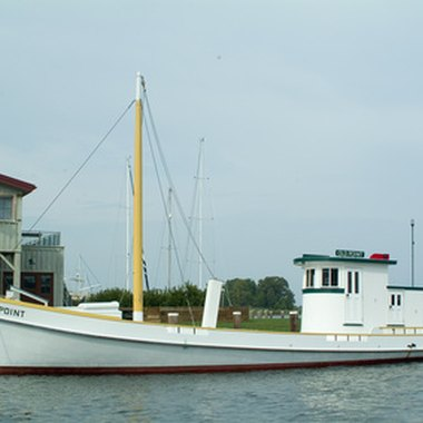 The Eastern Shore is dotted with small Chesapeake fishing towns.