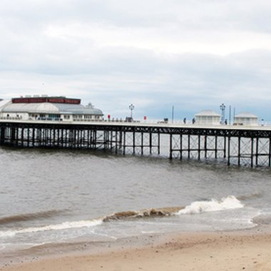 Cromer Pier, opened in 1901, is a 10-minute drive from Sheringham.