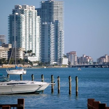 In addition to being a major metropolis, Miami is a popular winter resort.