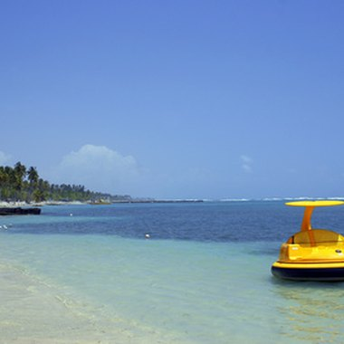 Scenic beaches are a centerpiece of the Dominican Republic's luxury resorts.