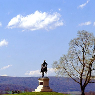 Gettysburg was the site of the battle that was the turning point of the Civil War.