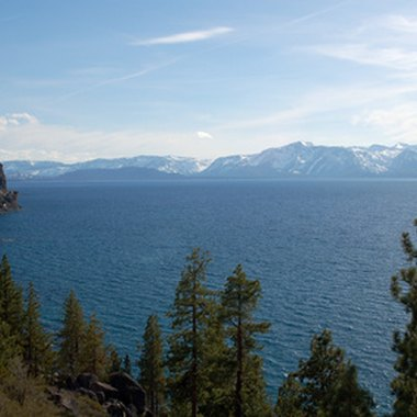 Lake Tahoe is world-renowned for its summer and winter recreational activities.