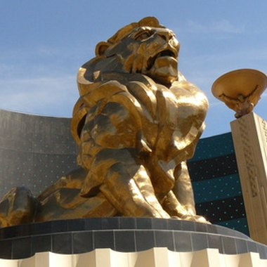 MGM Grand is a bulwark resort on the Strip.