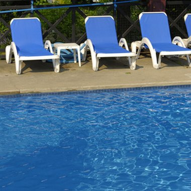 It's difficult to find a hotel in Champaign with an outdoor pool, but there are options.
