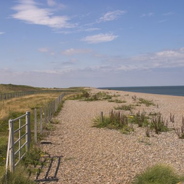 Norfolk is famous for its long beaches and big skies.