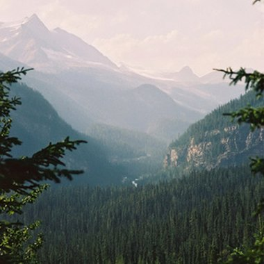 Glacier National Park captures the spirit of the mountain states.