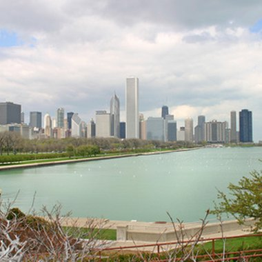 Lake Michigan is within walking distance of the Conrad Chicago.