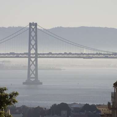 Vallejo is nestled on the northeast shore of San Pablo Bay near San Francisco.