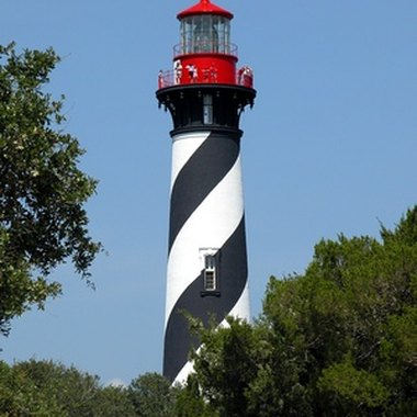 A St. Augustine lighthouse