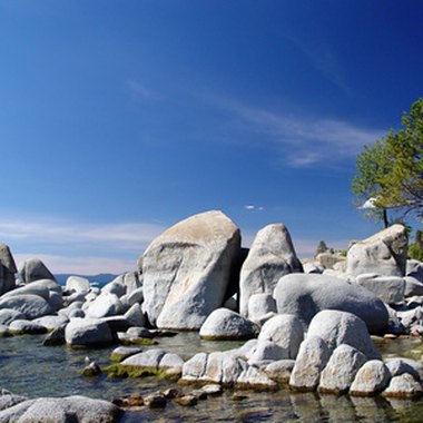 Tahoe City offers convenient access to scenic Lake Tahoe.