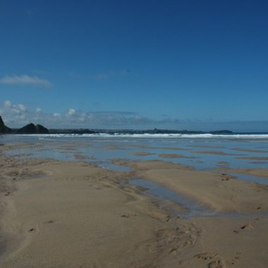 Watergate Bay boasts ideal surfing conditions.