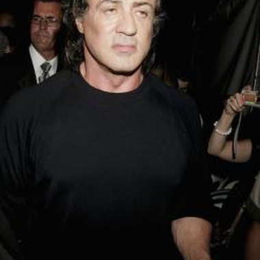 To many, Stallone will always be Rocky Balboa.