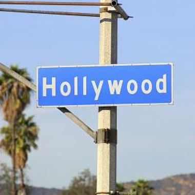 Visit some of the great treasures of Hollywood.