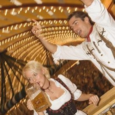 You don't have to go to Munich to enjoy Oktoberfest. England has several Bavarian style festivals.
