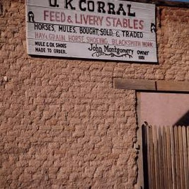 Tombstone, Arizona has a reputation for haunted places.